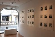 2016 Pajak accrochage à la Galerie Ligne Treize