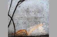 Nomade 13, pointe sèche sur chine collé, 30x27.8cm, 2012