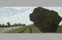Le grand massif, 2014,56 x27,50 cm
