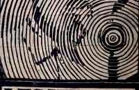 Les médias veillent dormez citoyens, gravure sur bois
