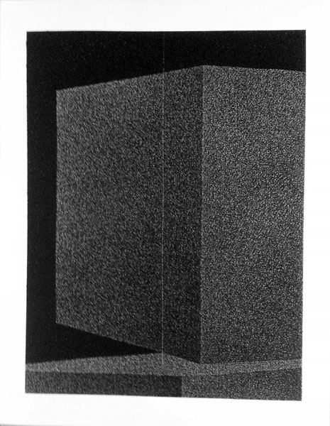 Wolf D4, 65 x50cm, 2015