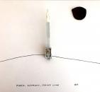 Marie, escargot pleine lune, 2009, 21 x 20 cm