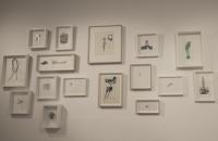 """Exosition Marcel Miracle - """"Cinéma Ritz Tamatave"""" – Accrochage à la Galerie LIGNE treize"""