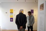"""Exposition Marcel Miracle - """"Cinéma Ritz Tamatave"""" – Accrochage à la Galerie LIGNE treize"""