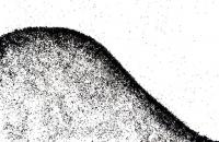 Lanzarotte 1, ligne de crête,46 x 38 cm