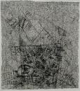 Zaki, monotype, eau forte et fusain, 2018, 35x31,5 cm