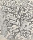 Vieille ville, eau forte, 2013, 21x17cm