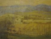 Paysage, 50x65cm, 2018