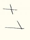 Félix Studinka - Chestnut Journal p.110, fusain sur papier, 29,7 x 21 cm