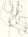 Félix Studinka - Chestnut Journal p.122, fusain sur papier, 29,7 x 21 cm