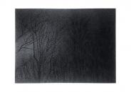 Fusain comprimé sur papier, 2017, 105X75 cm
