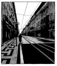 sans titre, 2020, encre plume et pinceau , 17,2 x15,1 cm