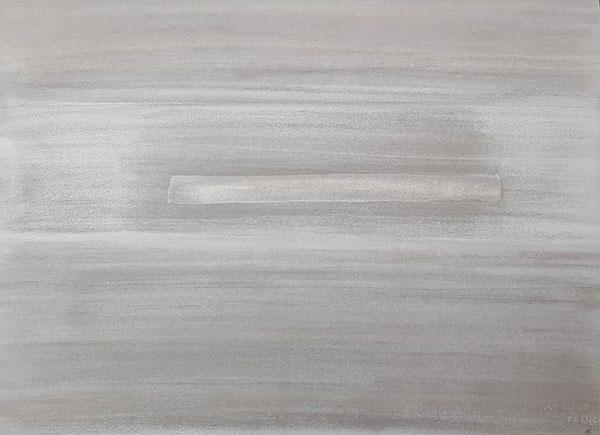 Sans titre , aquarelle sur papier, 57x76 cm