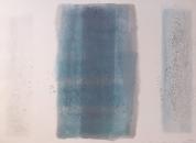 Sans titre 2, aquarelle sur papier, 56.7x75.8 cm