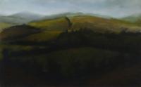 La colline, 73x116cm, 2019