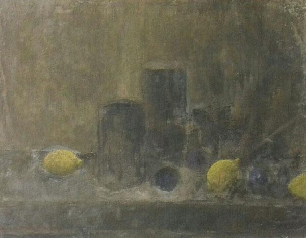 Nature-morte-2021-tempera-sur-toile-50-x65-cm