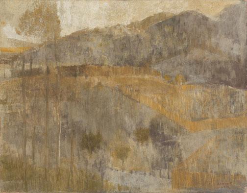 Paysage-de-l-Eyrieux-2020-tempera-sur-toile-114-x-146-cm