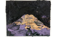 Fuji, 2011, huile sur toile, 24x30cm