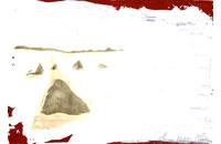 Kyoto, 2014 laque sur papier, 24 x32cm