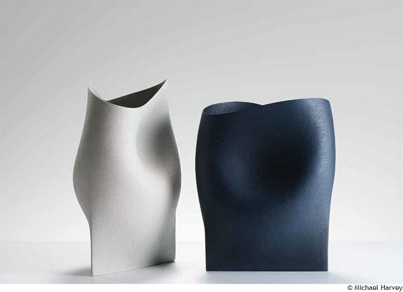 Ashraf HANNA - Céramiques - Exposition du 28 septembre au 6 octobre à la galerie LIGNE 13