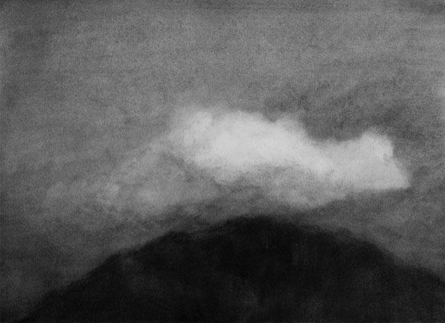 Jean-Baptiste NEE - Derrière la brume - Exposition à la galerie LIGNE 13