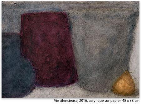 Alexandre HOLLAN - Profondeur et légèreté - Exposition à la galerie Ligne 13