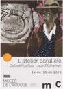 Exposition à l'Atelier Parallèle - collectif Le Gac - Jean Pleinemer