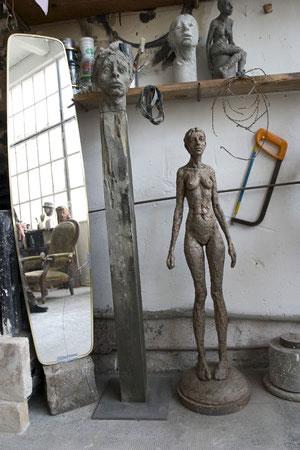 Sculpture - Viviane litzler